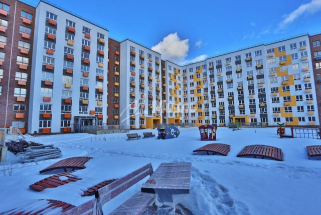 Фото -  жилой комплекс Новая Рига