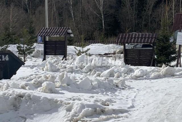 Фото -  деревня Пятково