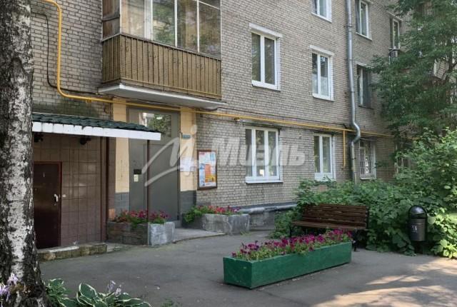 Фото -  улица Кравченко д.4 корп.3