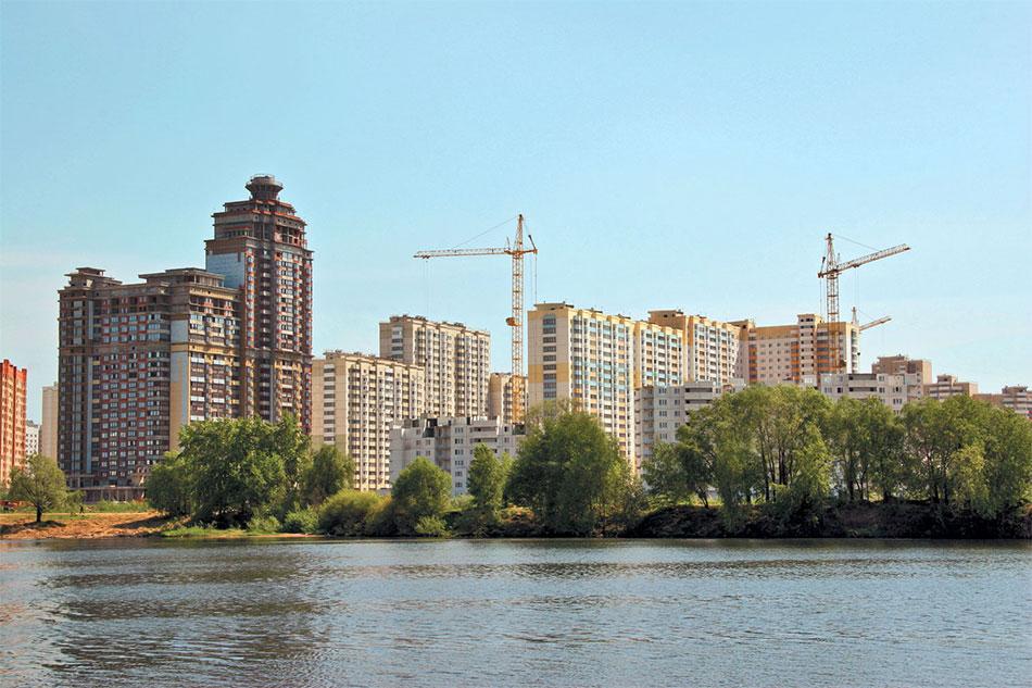 Покупка жилья в Подмосковье: выбираем район